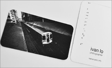 Ivan Lo Business Card