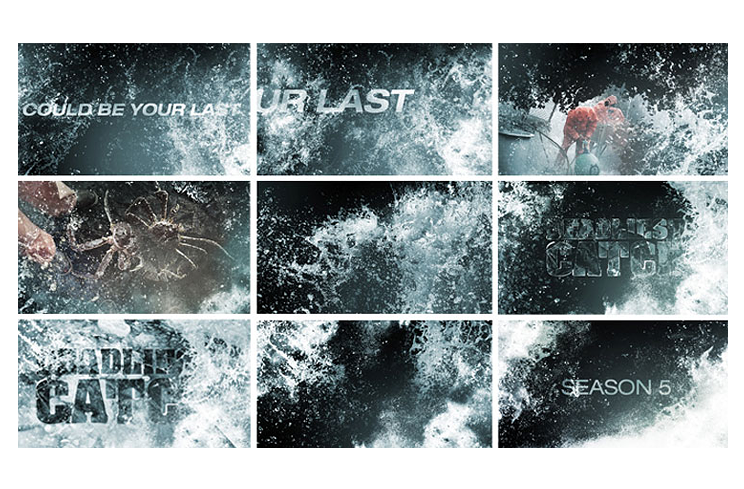Promo Concept for The Deadliest Catch