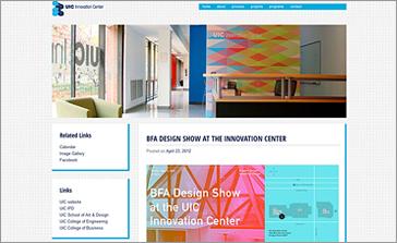 Innovation Center Website Thumb