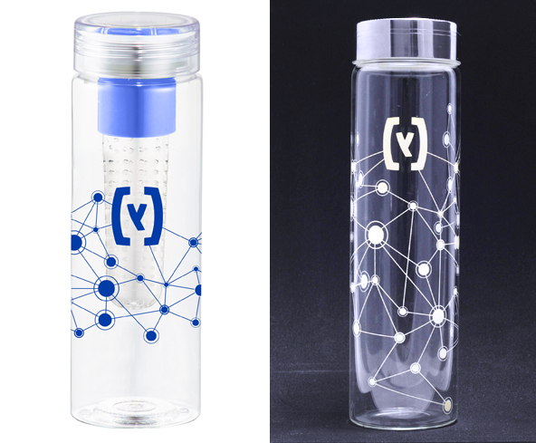Hybris Branded Water Bottle Graphics