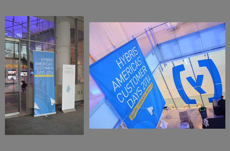 Hybris Convention Graphics